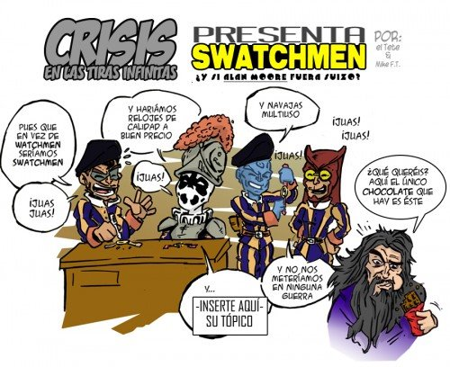 swatchmen
